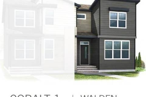 Townhouse for sale at 863 Walgrove Blvd Southeast Calgary Alberta - MLS: C4247525