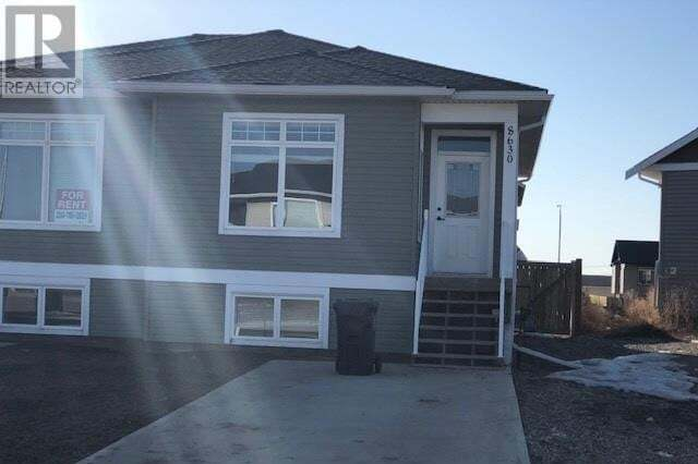Townhouse for sale at 8630 84 St Fort St. John British Columbia - MLS: R2488752