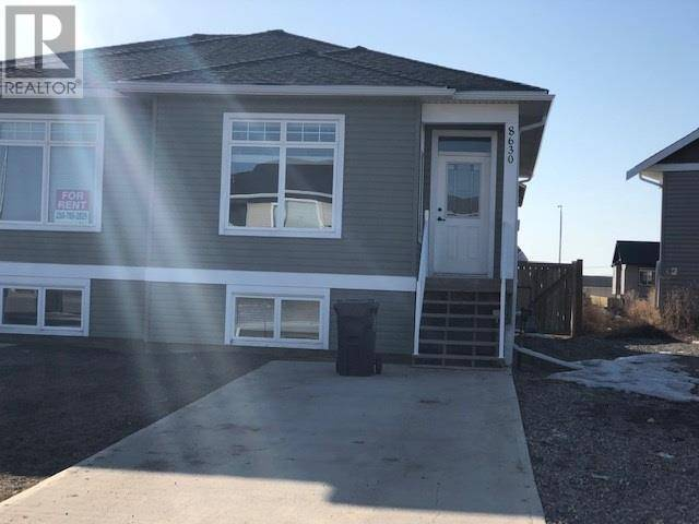 Townhouse for sale at 8630 84 St Fort St. John British Columbia - MLS: R2353971