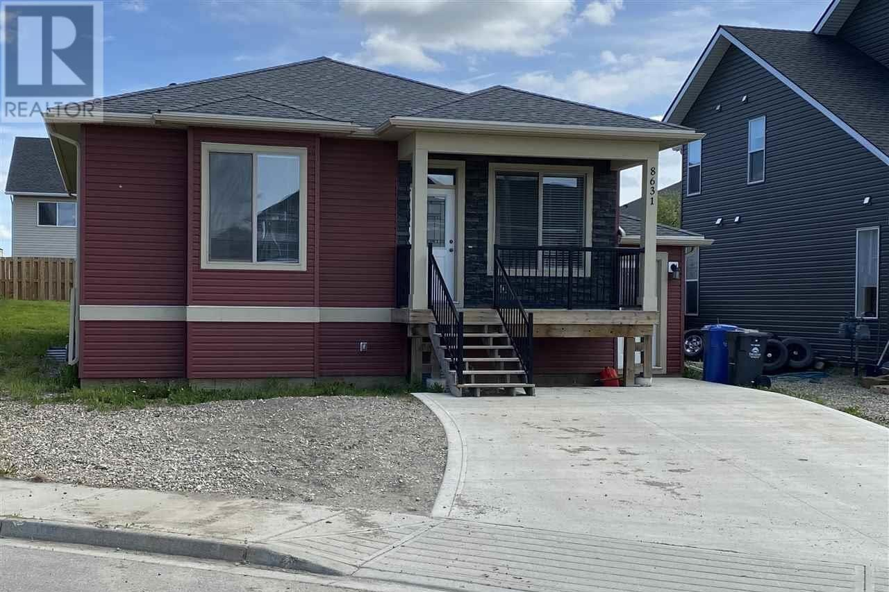 House for sale at 8631 83 St Fort St. John British Columbia - MLS: R2428593