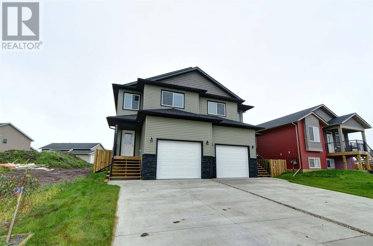 Townhouse for sale at 8631 85 St Fort St. John British Columbia - MLS: R2402939