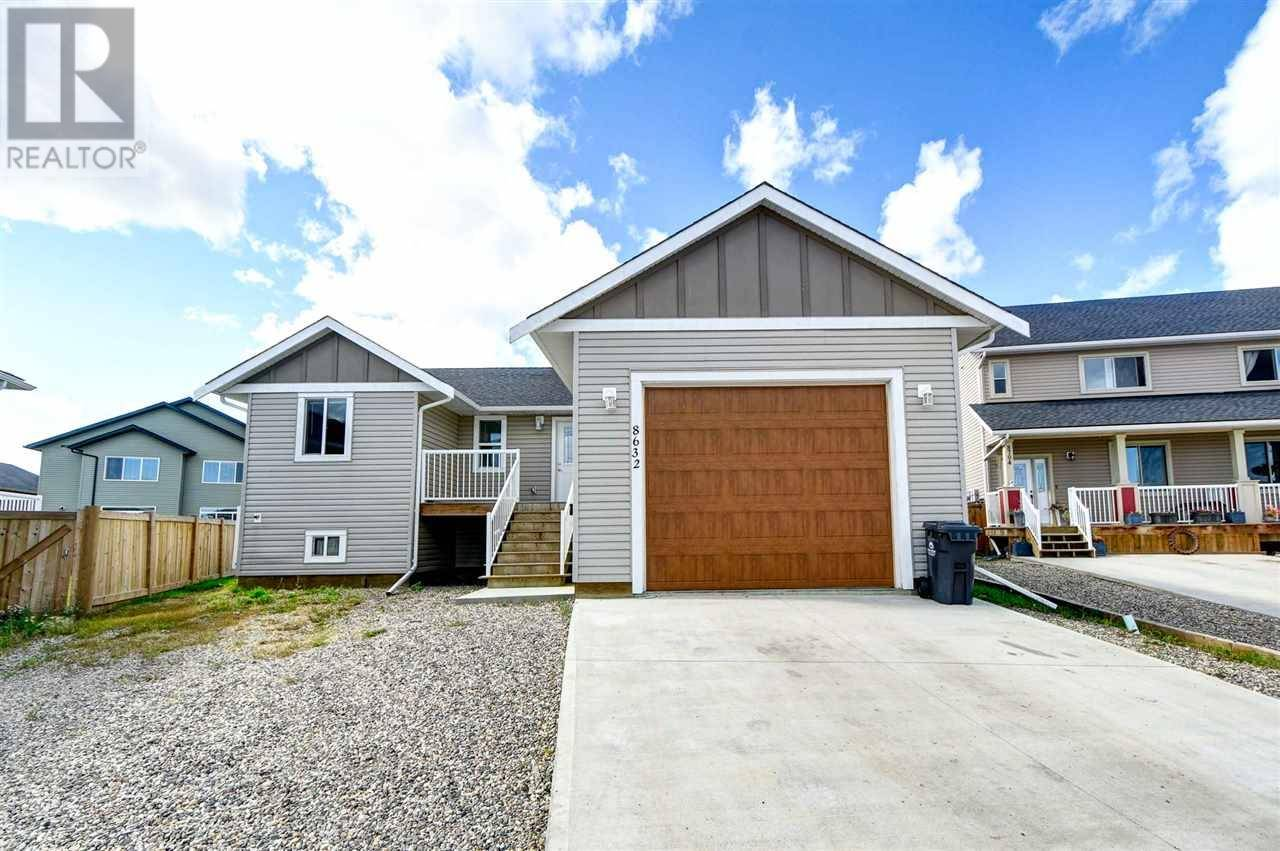 House for sale at 8632 84 St Fort St. John British Columbia - MLS: R2400579