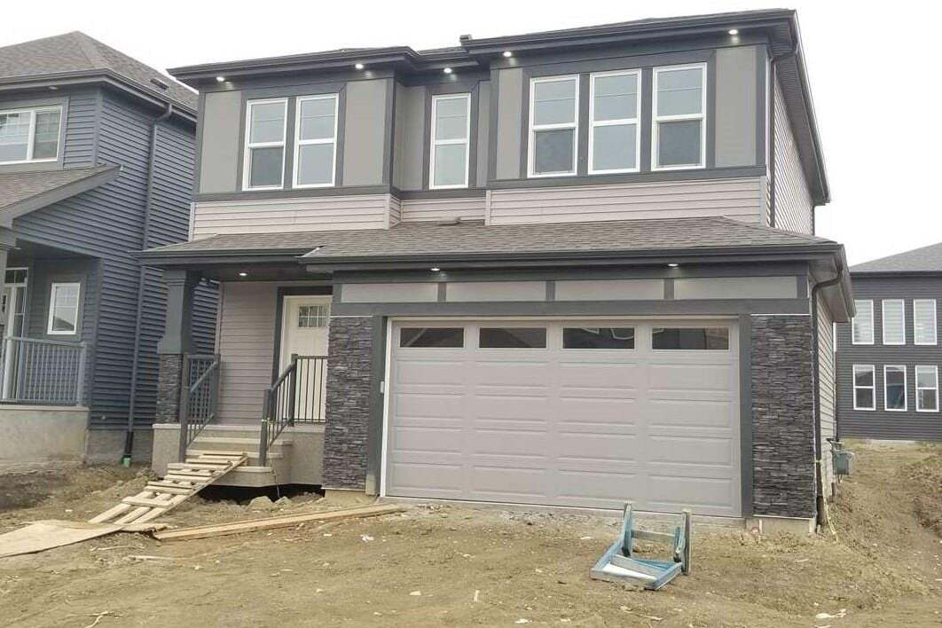 House for sale at 8637 Mayday Wd SW Edmonton Alberta - MLS: E4200263