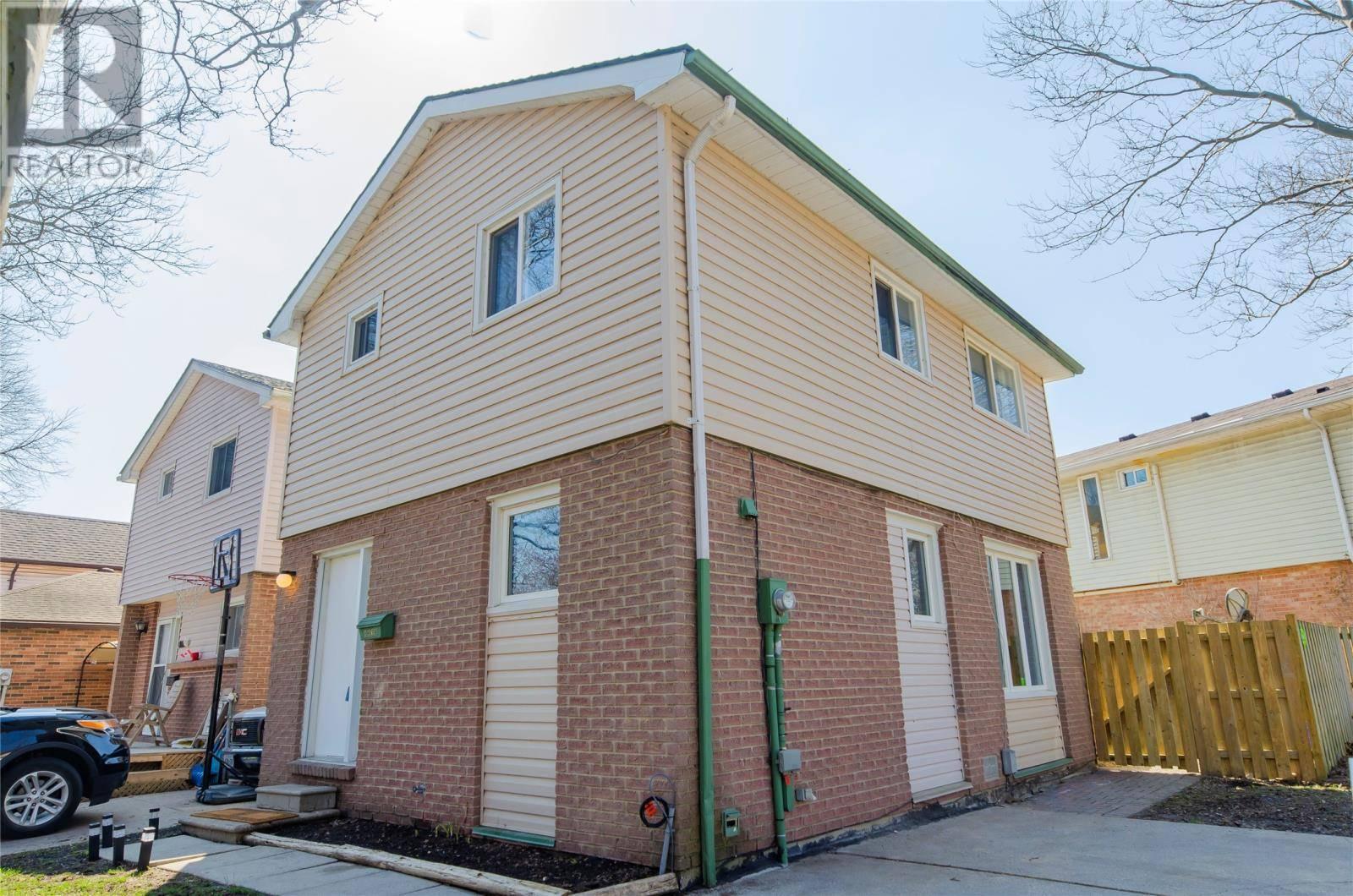 House for sale at 8639 Darlington  Windsor Ontario - MLS: 20003876