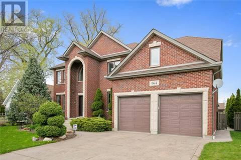 House for sale at 864 Pavan  Windsor Ontario - MLS: 19017943