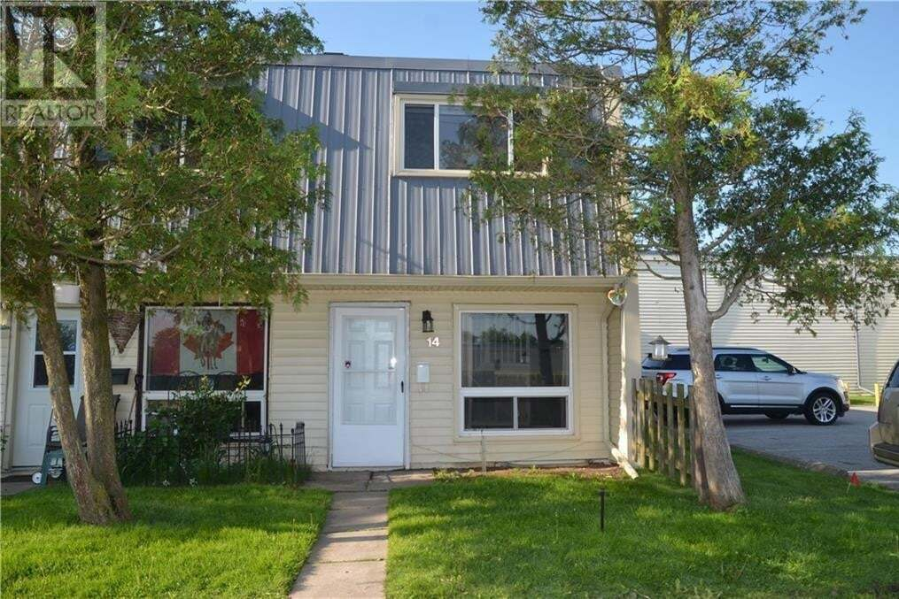 Townhouse for sale at 8646 Willoughby Dr Niagara Falls Ontario - MLS: 30811678