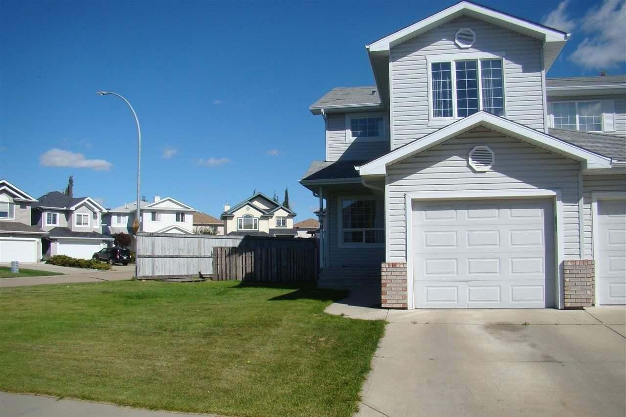 Townhouse for sale at 8648 173 Av NW Edmonton Alberta - MLS: E4213530