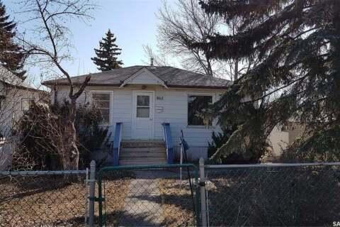 House for sale at 865 Argyle St Regina Saskatchewan - MLS: SK813516