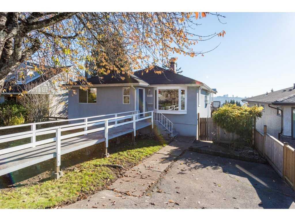 Sold: 865 Calverhall Street, North Vancouver, BC