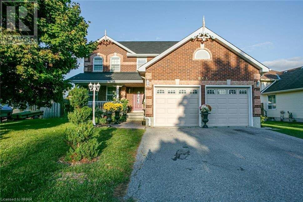 House for sale at 866 Chipping Park Blvd Cobourg Ontario - MLS: 262386