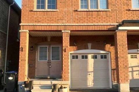 Townhouse for rent at 866 Francine Cres Mississauga Ontario - MLS: W4646672