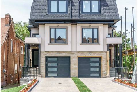 Townhouse for sale at 866 Shaw St Toronto Ontario - MLS: W4666597