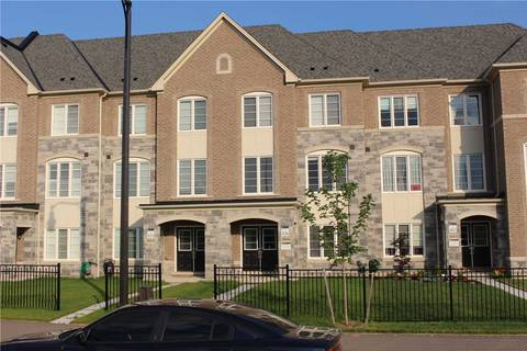 Townhouse for rent at 8666 Financial Dr Brampton Ontario - MLS: W4509266