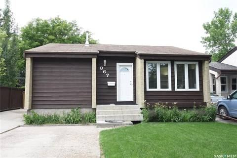 House for sale at 867 Callander Cres N Regina Saskatchewan - MLS: SK779777