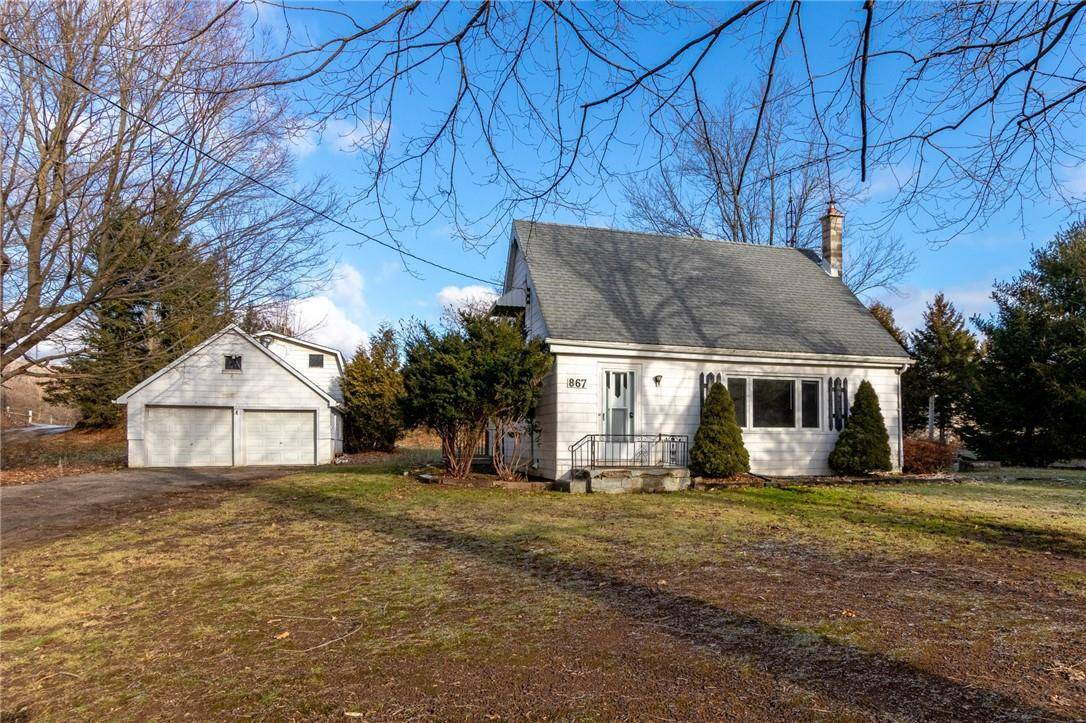 House for sale at 867 Jerseyville Rd W Ancaster Ontario - MLS: H4070661