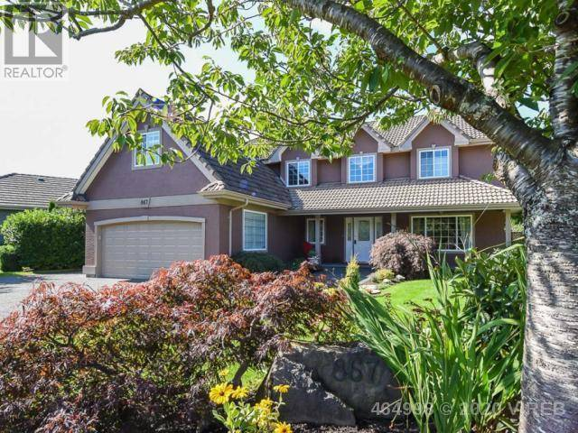 House for sale at 867 Monarch Dr Courtenay British Columbia - MLS: 464998