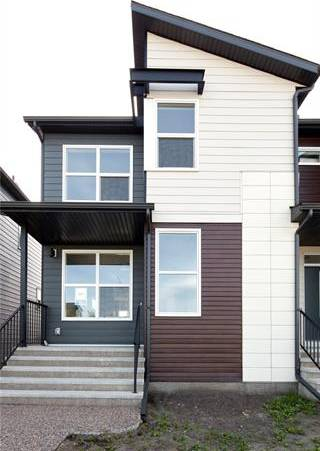 Townhouse for sale at 867 Walgrove Blvd Southeast Calgary Alberta - MLS: C4247847