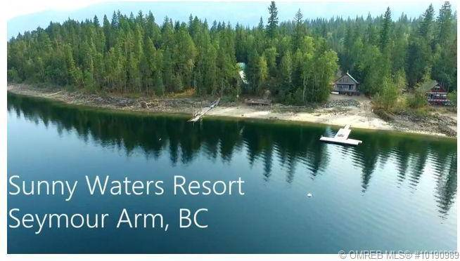 House for sale at 868 Bradley Road Rd Seymour Arm British Columbia - MLS: 10190989