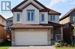 House for sale at 868 Frontenac Cres Woodstock Ontario - MLS: X4545465