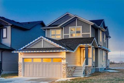 House for sale at 868 Lakewood Circ Strathmore Alberta - MLS: C4274076
