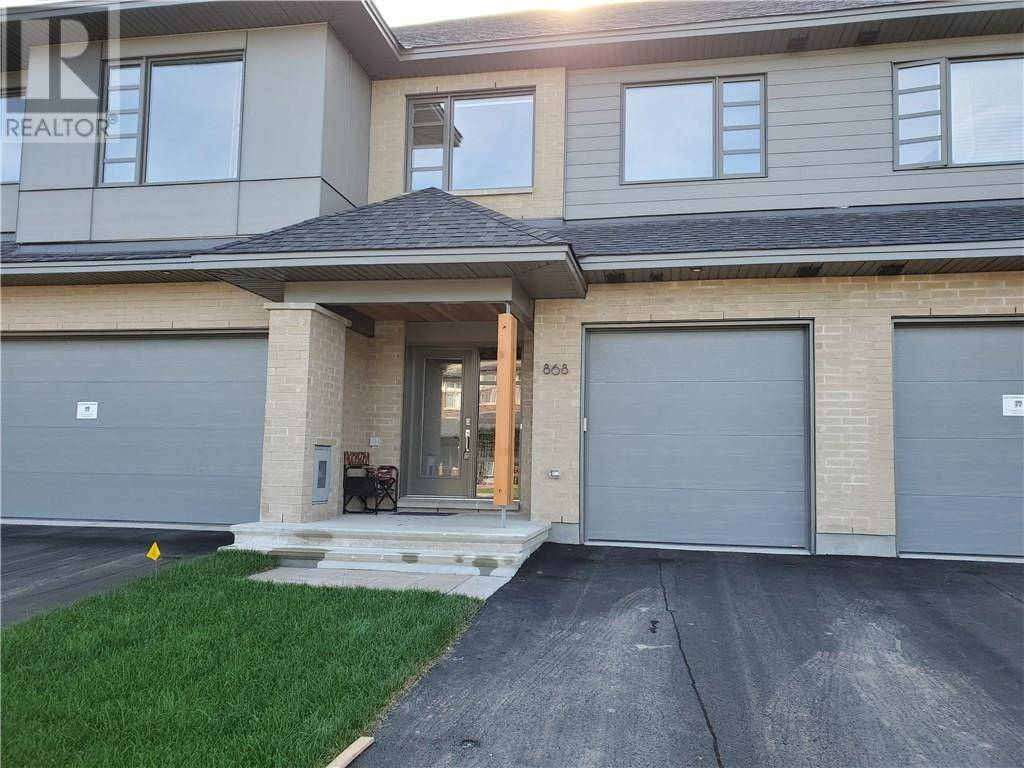 Townhouse for rent at 868 Quartet Ave Ottawa Ontario - MLS: 1172174