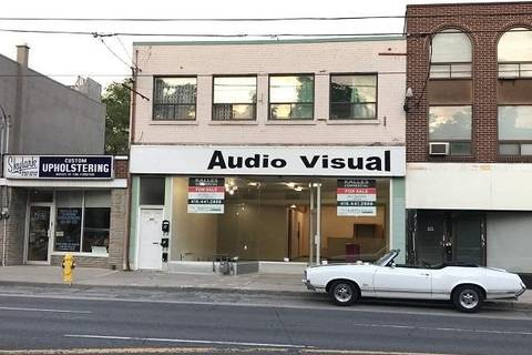 Commercial property for lease at 869 O'connor Dr Toronto Ontario - MLS: E4692690