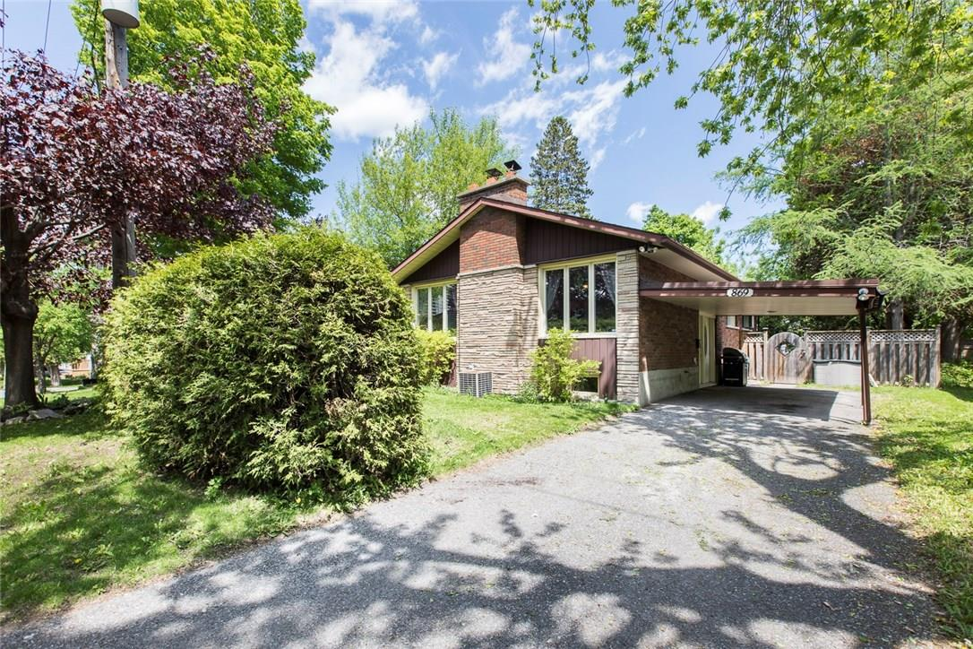 Removed: 869 Maplewood Avenue, Ottawa, ON - Removed on 2018-05-30 10:02:07
