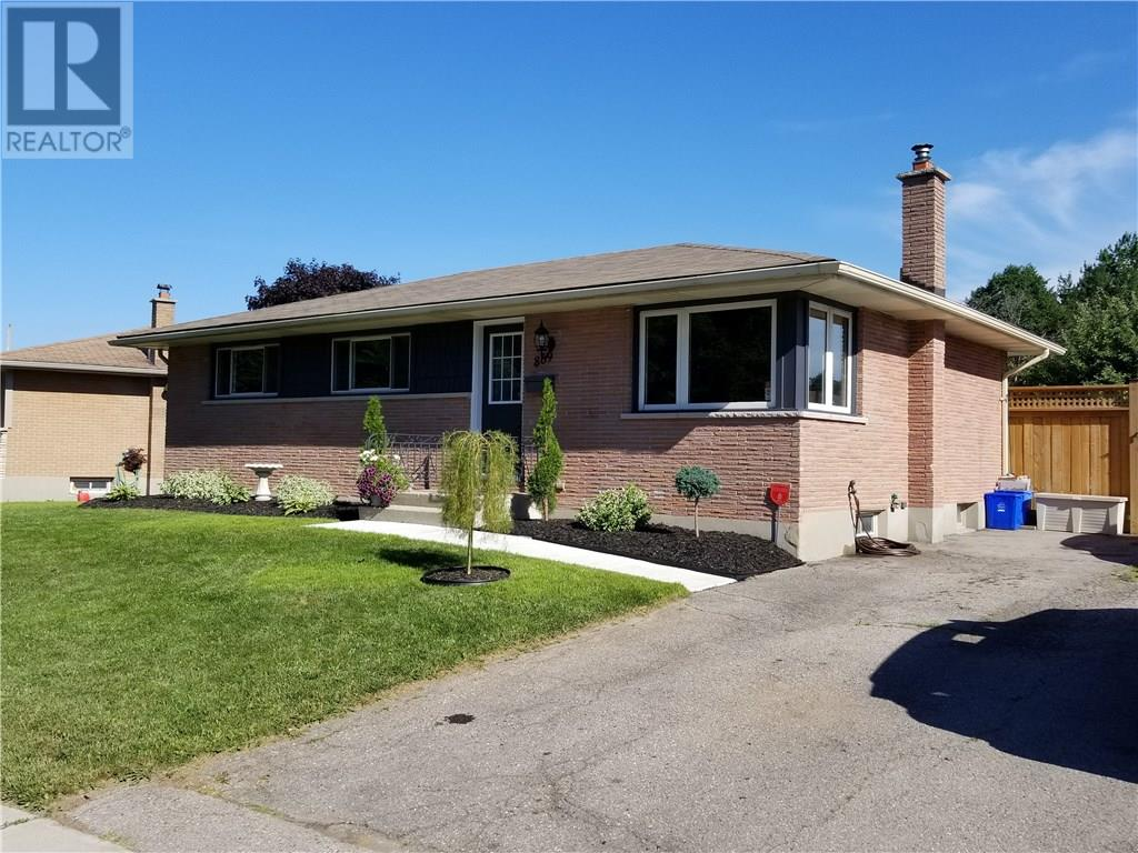 Removed: 869 Osgoode Drive, London, ON - Removed on 2018-08-11 07:15:33