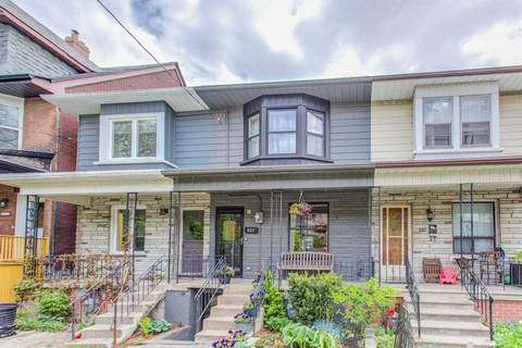 Townhouse for sale at 869 Palmerston Ave Toronto Ontario - MLS: C4463389