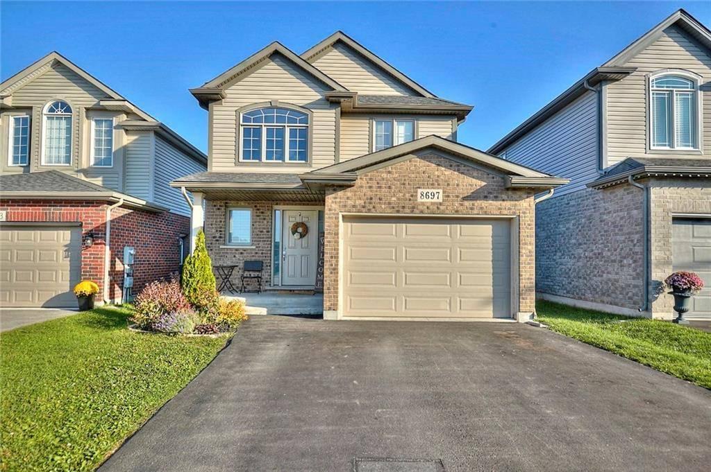 House for sale at 8697 Jennifer Cres Niagara Falls Ontario - MLS: 30780695