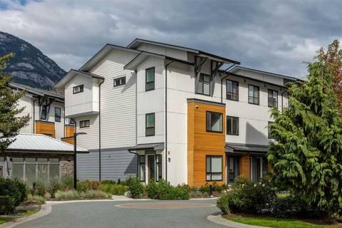 Townhouse for sale at 1188 Main St Unit 87 Squamish British Columbia - MLS: R2410553