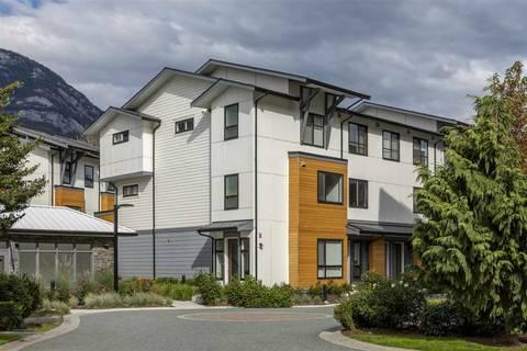 Townhouse for sale at 1188 Main St Unit 87 Squamish British Columbia - MLS: R2438247