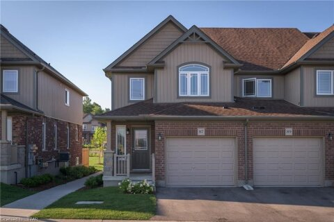 Townhouse for sale at 1220 Riverbend Rd Unit 87 London Ontario - MLS: 40048711