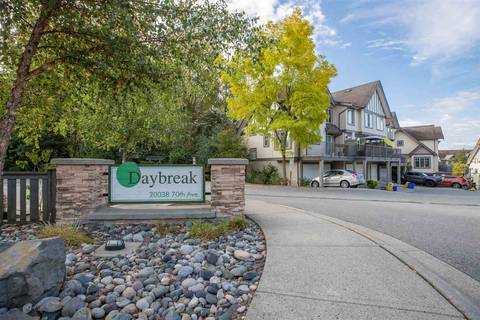Townhouse for sale at 20038 70 Ave Unit 87 Langley British Columbia - MLS: R2399332