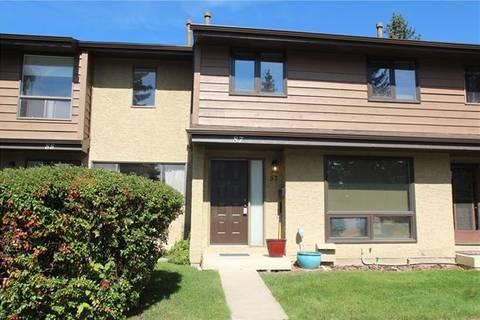 Townhouse for sale at 2300 Oakmoor Dr Southwest Unit 87 Calgary Alberta - MLS: C4233554