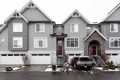 Townhouse for sale at 8881 Walters St Unit 87 Chilliwack British Columbia - MLS: R2348634