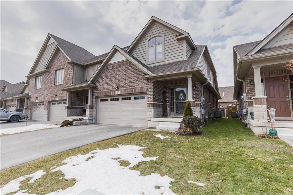 Townhouse for sale at 87 Abbott Pl Fonthill Ontario - MLS: 30795957