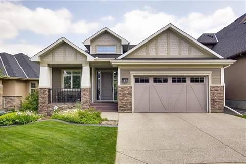 House for sale at 87 Aspen Cliff Cs Southwest Calgary Alberta - MLS: C4257839