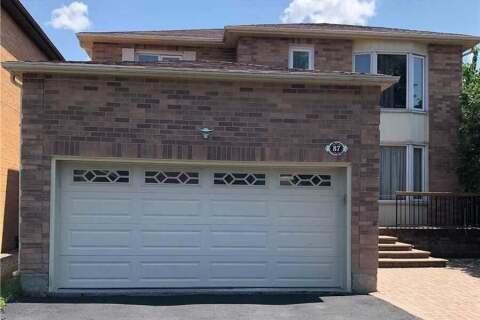 House for sale at 87 Badessa Circ Vaughan Ontario - MLS: N4816124