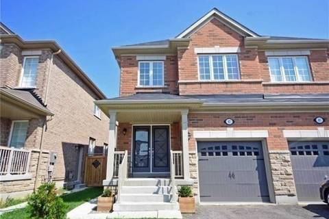 Townhouse for rent at 87 Banbridge Cres Brampton Ontario - MLS: W4693535