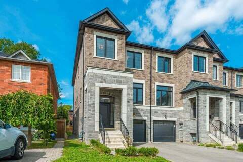 Townhouse for sale at 87 Benson Ave Richmond Hill Ontario - MLS: N4914571