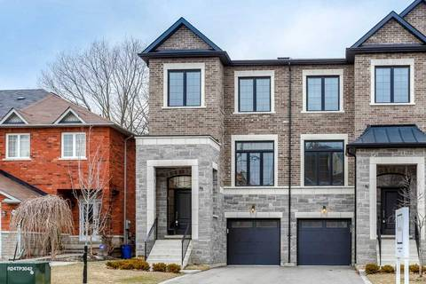 Townhouse for sale at 87 Benson Ave Richmond Hill Ontario - MLS: N4421228