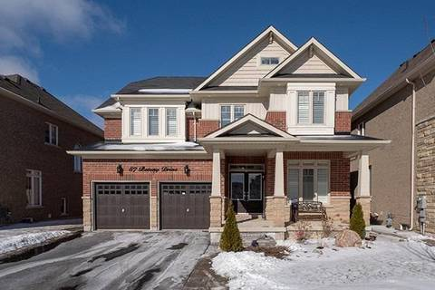 House for sale at 87 Betony Dr Richmond Hill Ontario - MLS: N4389501