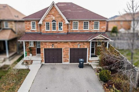 Townhouse for sale at 87 Cadillac Cres Brampton Ontario - MLS: W4980550