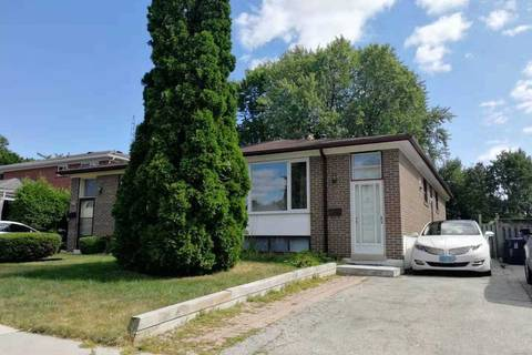 Townhouse for rent at 87 Cairnside Cres Toronto Ontario - MLS: C4556428
