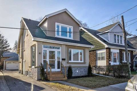 House for sale at 87 Carling St Hamilton Ontario - MLS: X4684242