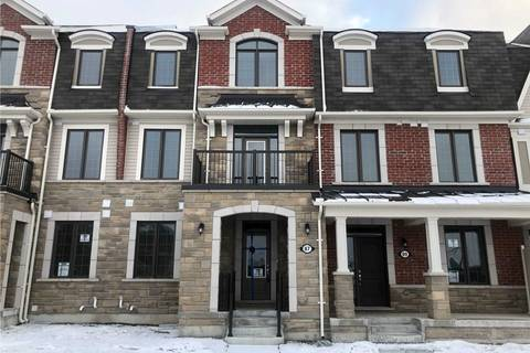 Townhouse for rent at 87 Casely Ave Richmond Hill Ontario - MLS: N4663191