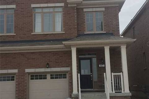 Townhouse for rent at 87 Cassarley Cres New Tecumseth Ontario - MLS: N4479465