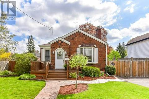 House for sale at 87 Chalmers St North Cambridge Ontario - MLS: 30736646