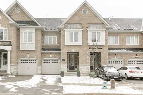 Townhouse for sale at 87 Chayna Cres Vaughan Ontario - MLS: N4670378
